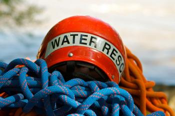 Firefighters battle rapids during swift-water training | Village Life